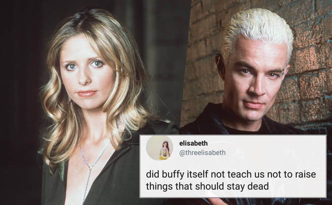 Buffy the vampire reboot