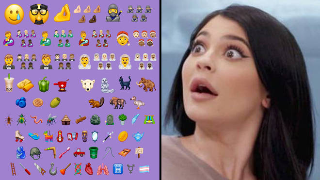 117 new emojis are coming to your iPhone and they have big lesbian energy
