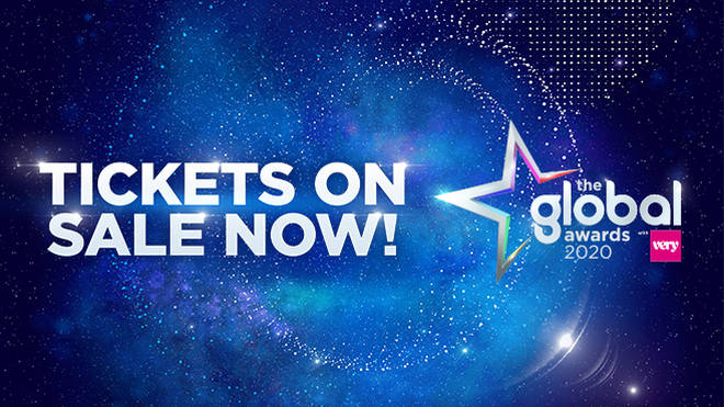 Global Awards 2020 Tickets On Sale Now