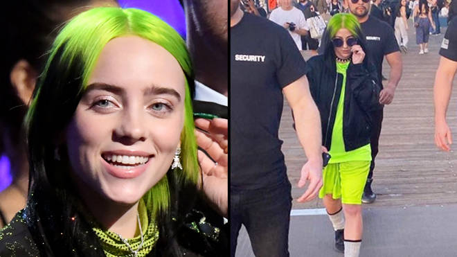 Billie Eilish calls out YouTubers pretending to be her in public for clout