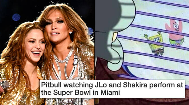 Shakira and Jennifer Lopez Super Bowl memes: The best reactions to their Halftime performance