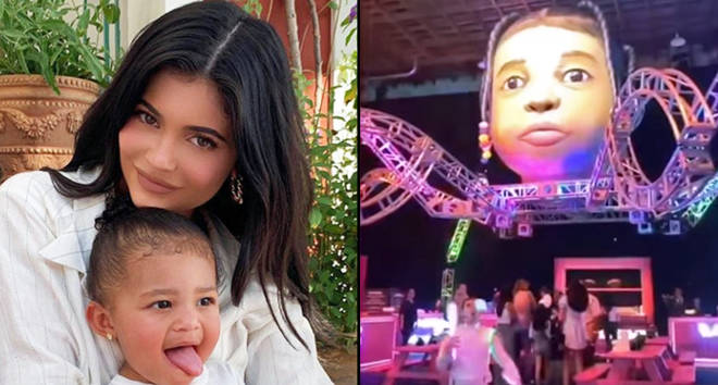 Kylie Jenner throws daughter Stormi a huge birthday party
