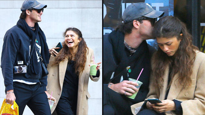 Are Zendaya and Jacob Elordi dating? Euphoria stars spotted out together in New York