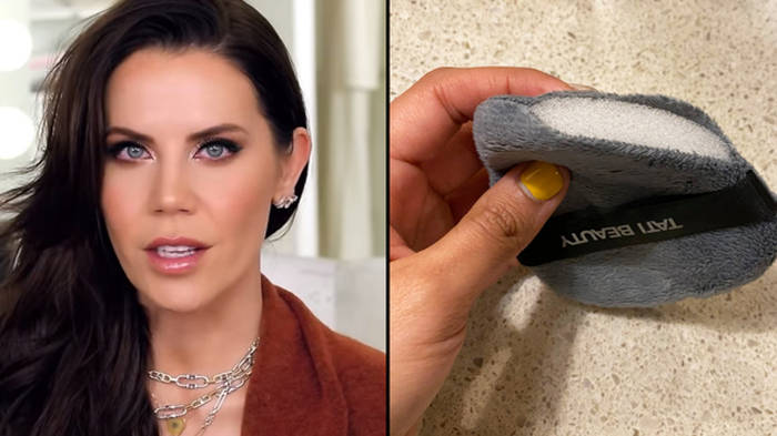 """Tati Westbrook responds to fan complaints about her """"ripped"""" Blendiful product"""