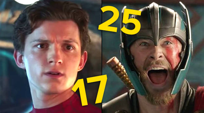 Can we guess your age based on your Marvel opinions?