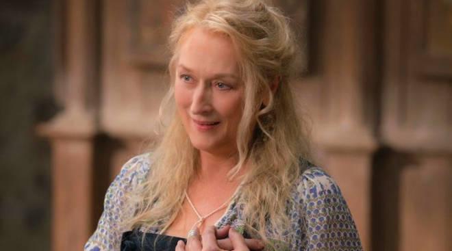 Meryl Streep Donna Sheridan Mamma Mia