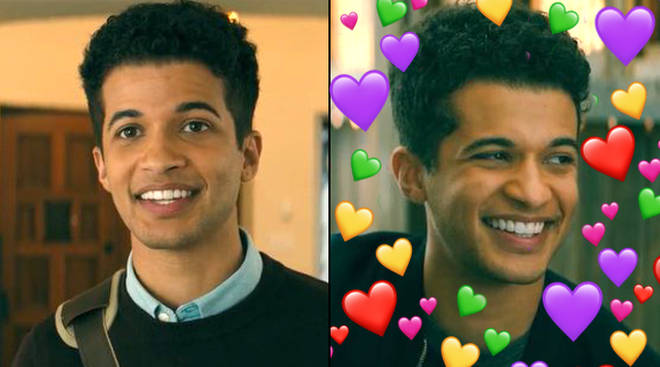 Jordan Fisher as John Ambrose has sent fans
