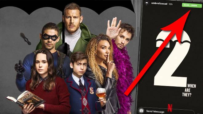Umbrella Academy officially start teasing season 2 on Netflix