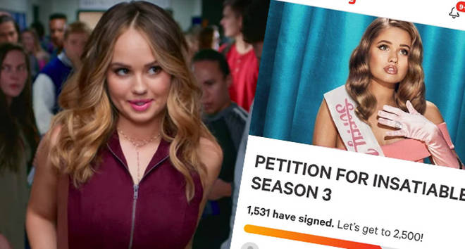 People have started a petition for Insatiable Season 3
