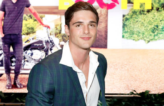 Jacob Elordi at 'The Kissing Booth' premiere