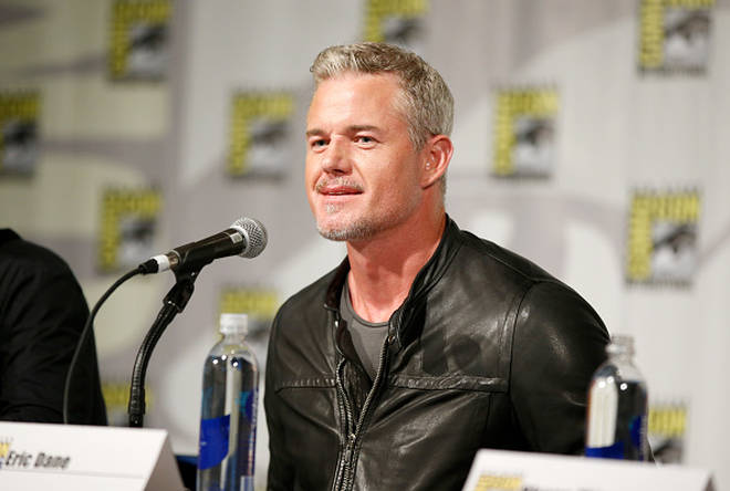 Eric Dane - 'The Last Ship' panel at Comic-Con International: San Diego 2015