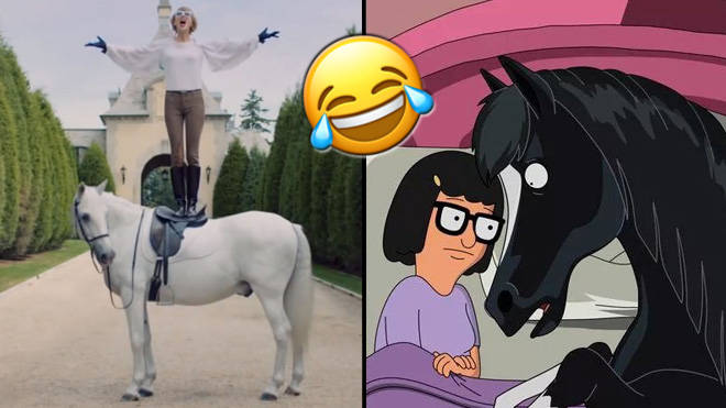 What Is A Horse Girl? - The Meaning Behind The Meme - PopBuzz