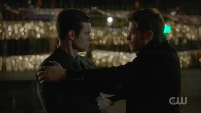 Klaus and Elijah death
