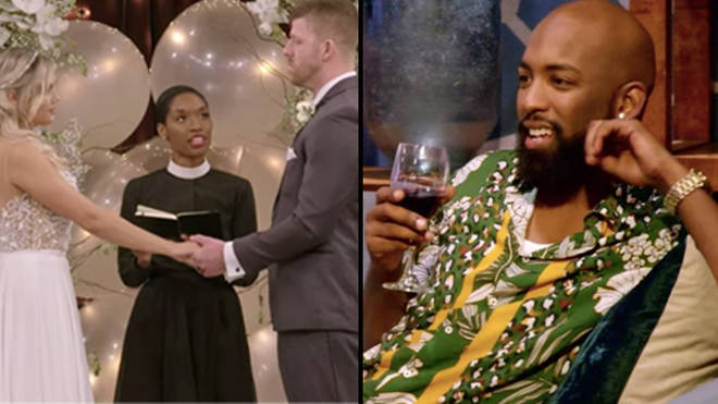 Love Is Blind is the new Netflix dating show that's sent the internet wild, with its blind-dating strategy that sees couples get engaged after just 10 days without ever meeting.