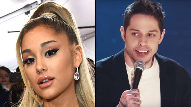 "Ariana Grande fans call out Pete Davidson for ""disgusting"" jokes in Netflix special Ariana Grande fans slam Pete Davidson for ""inappropriate"" jokes in Netflix show Ariana Grande fans call out Pete Davidson for making ""gross"" jokes about her"