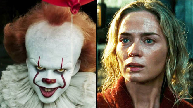 IT and A Quiet Place are both coming to Netflix in March