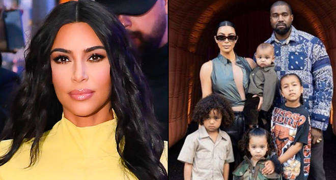 Kim Kardashian has revealed why she wanted to become a lawyer