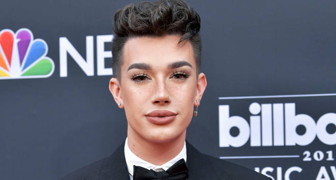 James Charles attends the 2019 Billboard Music Awards