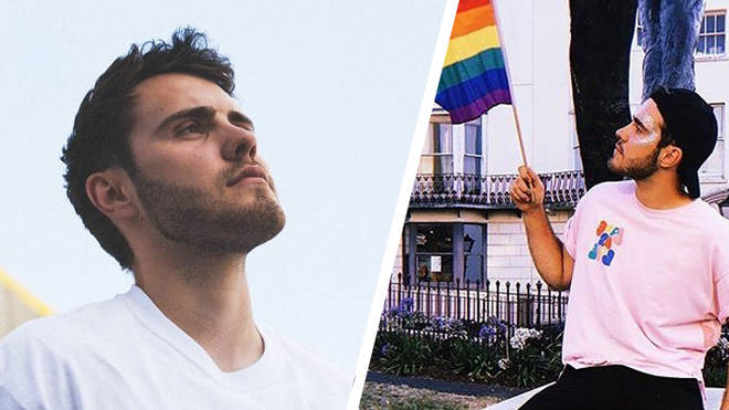 Alfie Deyes deletes Pride photo after it sparks backlash