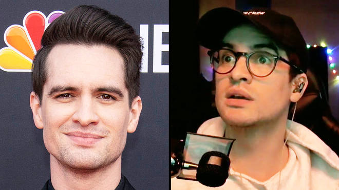 Brendon Urie is being criticised over Twitch stream comments
