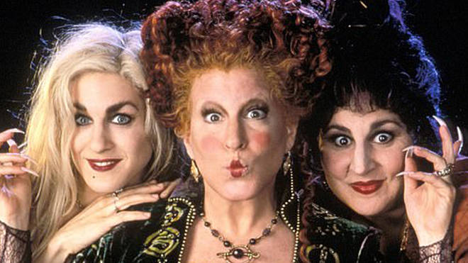 Hocus Pocus 2 will be launching on streaming platform Disney+.