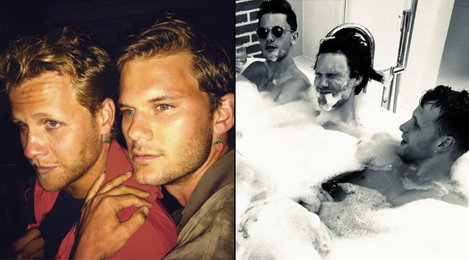 Mamma Mia 2 Cast Instagrams