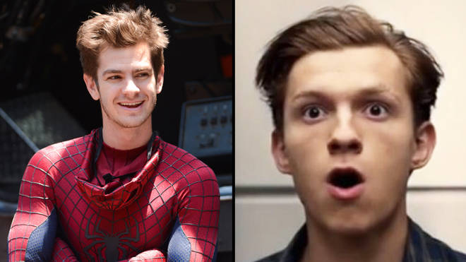Andrew Garfield reportedly in talks to play Spider-Man in live-action Spider-Verse