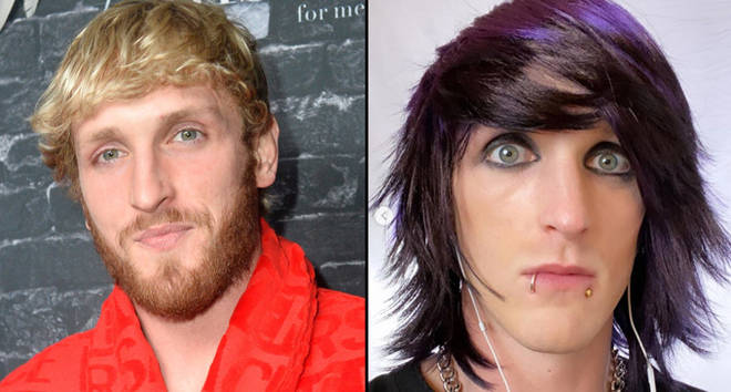 "Logan Paul accused of ""mocking"" emo"