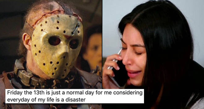 Friday 13th memes: All the funniest reactions about the unluckiest day of the year