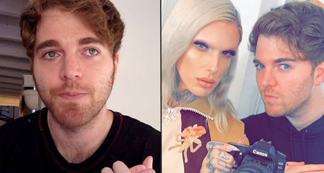 Shane Dawson believes he may have given coronavirus to Jeffree Star