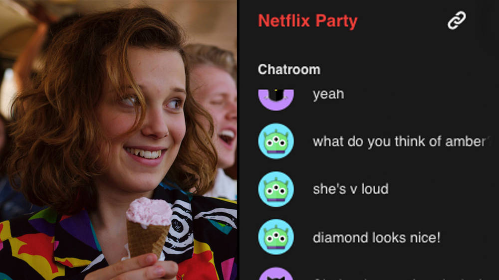 Netflix Party: how to get it, how to use it to watch with your friends -  PopBuzz