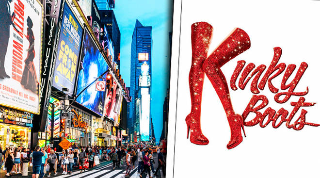 You can watch Kinky Boots for free on Broadway HD