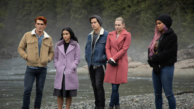 Riverdale's main cast members are said to have 3 more years on their contract