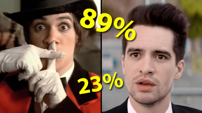 QUIZ: Only a true Panic! At The Disco fan can score 89% on this lyric quiz
