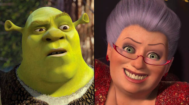 Can you beat this Shrek 2 quiz?