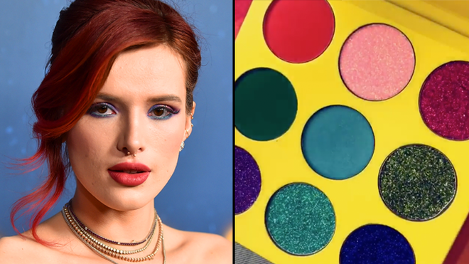 Bella Thorne Filthy Fangs Palette