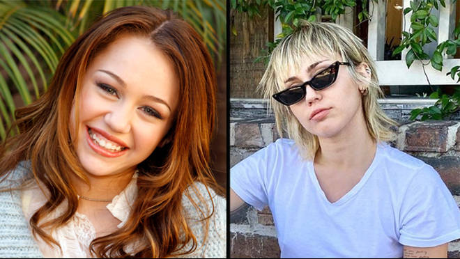 Miley Cyrus made her fame by playing Miley Stewart and Hannah Montana, in the show Hannah Montana.