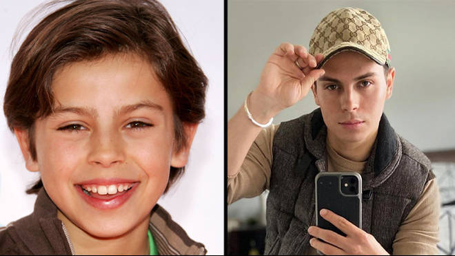 Jake T. Austin was known for playing Max Russo in Wizards of Waverly Place.