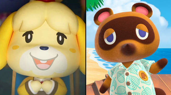Which Animal Crossing character are you?