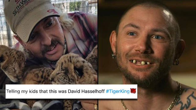 The best memes from Netflix true-crime documentary Tiger ...