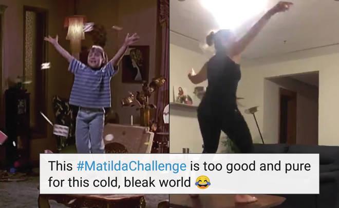 Matilda Challenge
