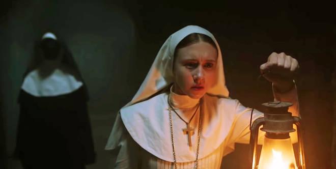 The Nun screenshot