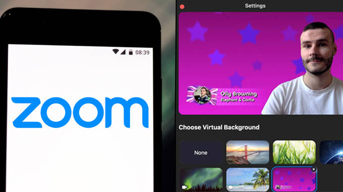 How To Get A Custom Zoom Background On Desktop And Mobile Popbuzz