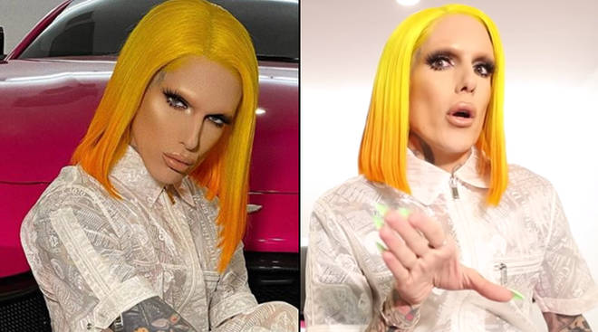 """Jeffree Star opens up about """"really dark, ugly stuff"""" going on since his breakup"""