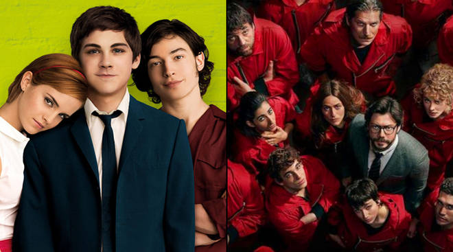 New to Netflix in April 2020: Perks of Being A Wallflower and La Casa De Papel season 4