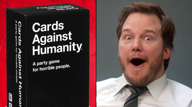 Cards Against Humanity can now be played online.
