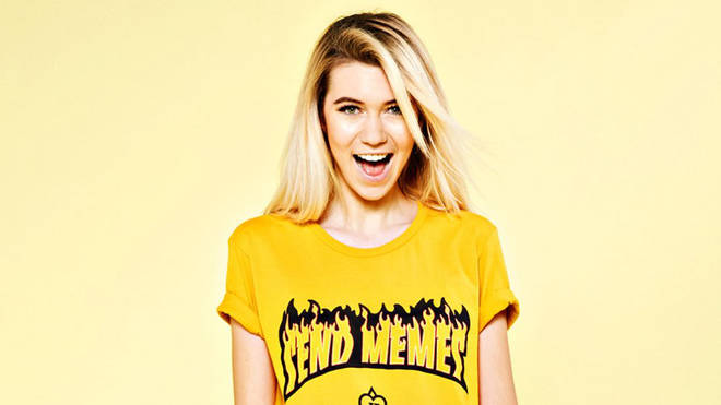 Jessie Paege's new Hot Topic collaboration