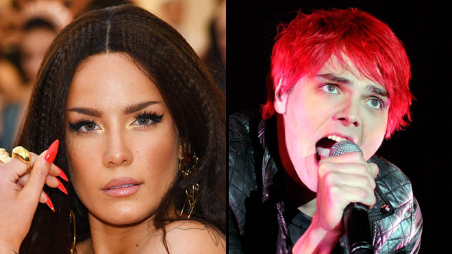 Halsey says My Chemical Romance are the greatest emo band of all time