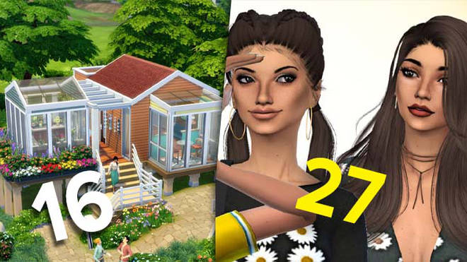 We can guess how old you are based on The Sims house you design.