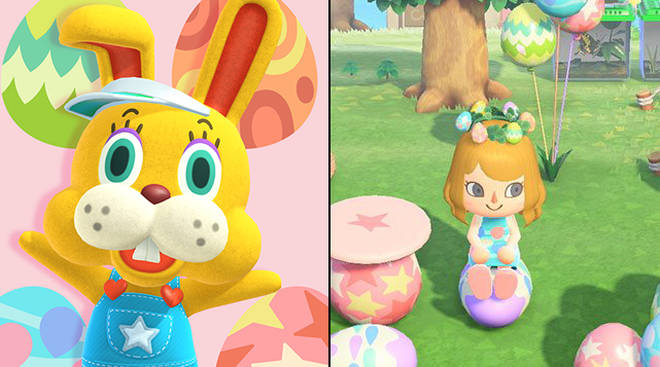 Animal Crossing: Nintendo fix bug after players complain about amount of Bunny Day eggs